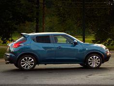 Nissan Juke  kinda cool?