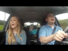 Geeky Parents Perform Great Disney Duets Medley in Their Car [Video]