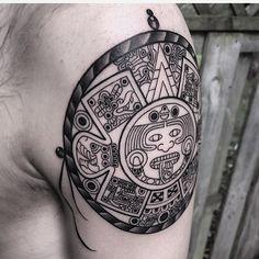 50 Diseños de tatuajes mayas y su significado