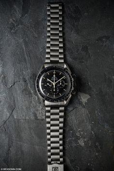 1969 Omega Speedmaster
