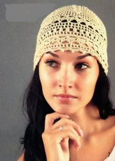 Crochet Hat by marifu6a on Etsy, $30.00