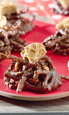 Chocolate Haystacks recipe