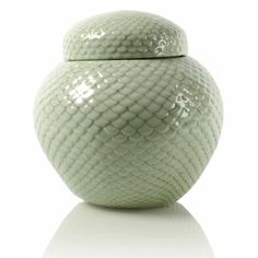 Decorative Jar scales, mint | desiary.de - identity store