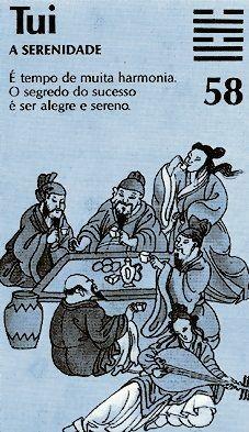 Hexagrammes 57-64 - www.paolacartotarotastro.fr Tao Te Ching, Kung Fu, Yi King, Cartomancy, Taoism, Korean Art, Qigong, Nose Art, Spiritual Life