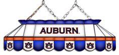Auburn Tigers MVP Pool Table Light