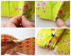DIY Fabric Phone Charging Station | Positively Splendid {Crafts, Sewing, Recipes and Home Decor}