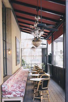 Inspiración oriental en la ciudad condal Bar Rosso, Barcelona