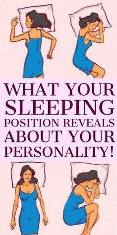 What Your Sleeping Position Reveals About Your Personality – Gonnee Lifestyle One Cup of This (In The Morning) Burns Belly Fat Like Crazy! Sleeping has many benefits – it not only revitalizes the body but also makes the brain work optimally. Yoga Fitness, Health And Wellness, Health Tips, Health Benefits, Health Fitness, Health Care, Health Trends, Holistic Wellness, Wellness Fitness