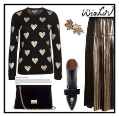 """""""Untitled #610"""" by jovana-p-com ❤ liked on Polyvore featuring Burberry, STELLA McCARTNEY, Marni and Rodo"""