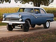 '55 Ford Gasser