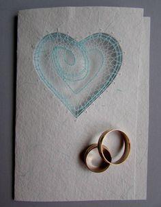 Přání srdce No.3 Lace Heart, Lace Jewelry, Bobbin Lace, Lace Detail, Knit Crochet, Projects To Try, Crochet Patterns, Creations, Butterfly