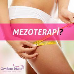 Mezoterapi Nedir? Mezoterapi ile Zayıflama