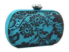 Jessica McClintock #clutch #handbag #purse  lace $34