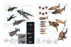 final fantasy airships - Google Search