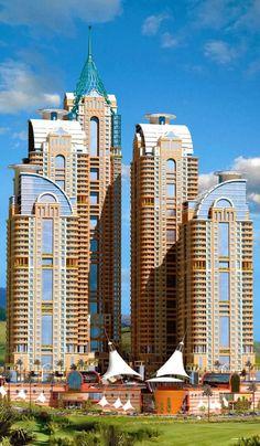 Amman City in Jordan. #architechture #buildings - http://exploretraveler.com