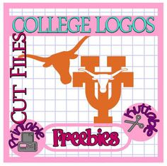 File Texas Longhorn Logo Svg Cricut Pinterest Texas