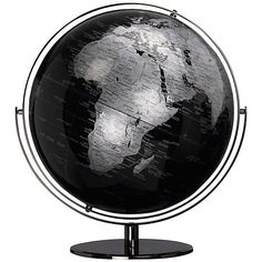 """17"""" Black Globe, John Lewis"""