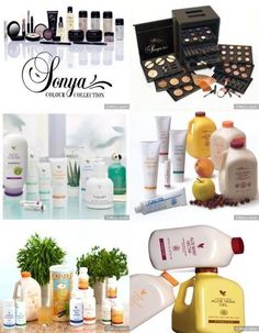 We have Nutritional, Makeup and Skin Care products all Aloe Vera Based by the largest Manufacturers of the Aloe Vera Plant! http://www.healeraloe.flp.com