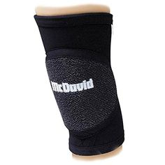 Mcdavid Classic 671 Standard HandballIndoor Knee Pad Black Medium >>> You can find out more details at the link of the image.