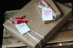 Dollar General Gift Wrap!