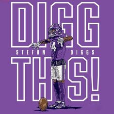 Are you true Vikes Fan? This Vikings gear for you! Tap link and get yours now! Minnesota Vikings Football, Best Football Team, Nfl Football, Football Stuff, Football Players, Diggs Vikings, Vikings 2, Vikings Cheerleaders, Stefon Diggs