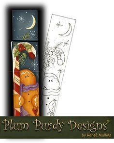 Stockade's Blog: Free Clothespin Design from Renee Mullins
