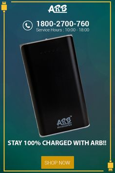 Charge 2 Phones Simultaneously with ARB!!  #powerbank #ARBpowerbank #powerbankonline  shop at :- www.arbpowerbank.com