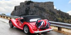 #Sicily: #Drive in the #Targa #Florio #Circuit or in another epic #Sicilian #road by a #historic #vehicle!
