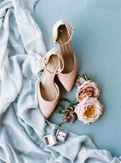 Custom wedding shoes delivered to you in 2 weeks. Photo by Meiwen Wang Photography & Natalie Choi Events.
