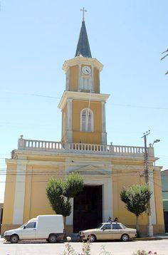 Iglesia San Vicente Ferrer - Ovalle - Coquimbo - Chile - httpbit.ly7mYC4f