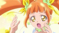 『ドキドキ!プリキュア』4話 #animated #gif