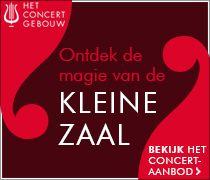 Concertgebouw kleine zaal