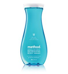 method : marine naturals refreshing body wash - OMG! If you have not tried this RUN to Target and buy it! This is a great product that leaves me feeling  - - - well like Ahhhhh!
