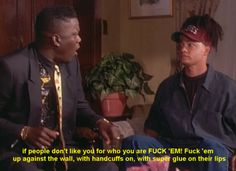 Bernie mac on pinterest chris tucker house party and for House party kid n play