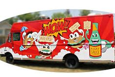 Resultado de imagen para food truck chile