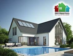 Neue Bauhaus Design Häuser bauen