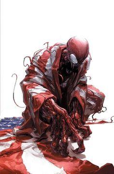 Carnage U.S.A #1 by Clayton Crain