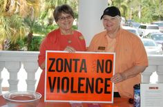 Zonta Club of Sanibel and Captiva. Improving the lives of women locally and internationally.