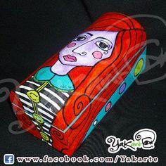 "Caja Mágica ""Lola Lolita"" www.facebook.com/Yakarte"