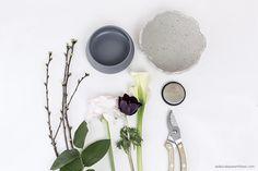 Sublimer votre table de Pâques d'un Ikebana, composition florale Japonaise