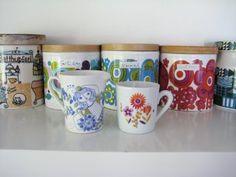 Scandinavian Storage Jars, Jane Foster Blog