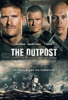 The Outpost (2020) Scott Eastwood, Orlando Bloom, Film Movie, Movies, Deadpool, Caleb, Zone Telechargement, Survival, Film Watch