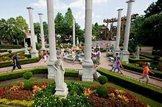 Elegant Busch Gardens Williamsburg
