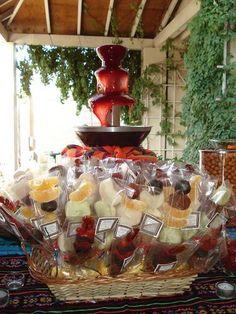 Sweet Party Ideas: botanas mexicanas
