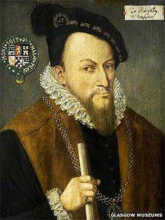 William Cecil, Lord Burghley, by Nicholas Hilliard