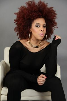 Hair Color - Dark Lovely Spicy Red