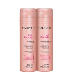 thumb Cadiveu Professional Hair Remedy Duo Kit (2 Produtos)