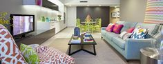 Black and Spiro designed Mirvac apartment, Newstead www.blackandspiro.com.au