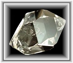 Quartz Ology Crystals on Pin...