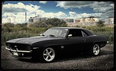 69 Camaro - my dream car just needs to be lime green